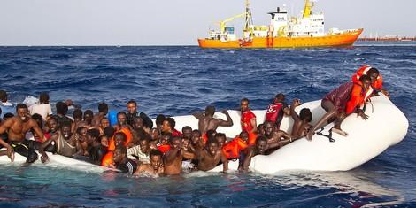 Das Sterben im Mittelmeer und unser schlechtes Gewissen