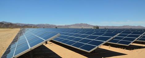 Wasserstoff aus der Wüste: Eine Zukunft für Desertec?