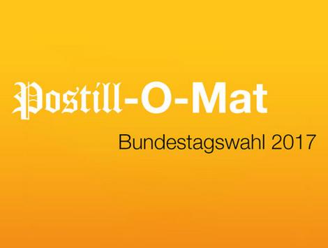 Postill-O-Mat