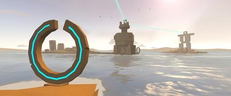 Wenn Blicke spielen können – »Land's End« ist die erste Killerapplikation für VR-Brillen