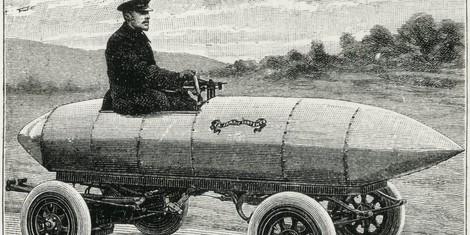 Alles Psychologie: Wie Elektroautos durch Benziner verdrängt wurden