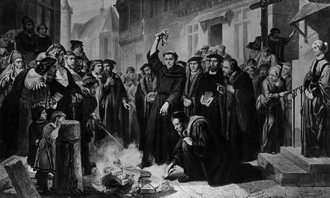 Reformation und Islam. Oder: Steckt euch euren Luther sonstwohin!
