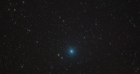 Weihnachten und die Sache mit den Kometen