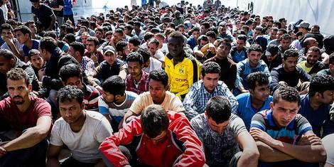 Migranten, Menschenhändler und Millionen aus Europa: Eine Reise durch das afrikanische Drama