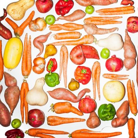 Du bist so hässlich! Wie die Ästhetik-Ansprüche an Obst und Gemüse zum Welthunger beitragen.