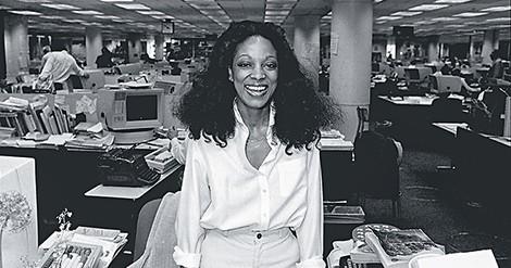 Eine Geschichtenerzählerin, die Mediengeschichte schrieb