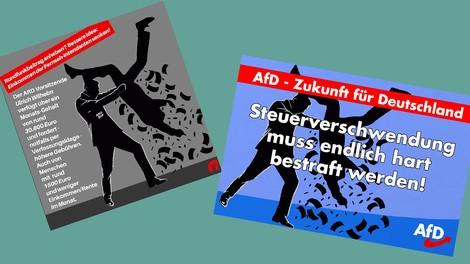 """Wettern gegen """"Regierungsrundfunk"""": Die """"aufstehen""""-Bewegung auf AfD-Niveau?"""