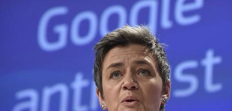 "Europas ""Kreuzzug"" gegen Google"