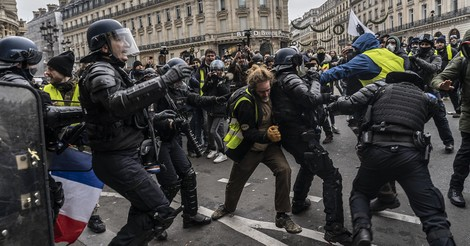 Wenn Macron scheitert, scheitert Europa?