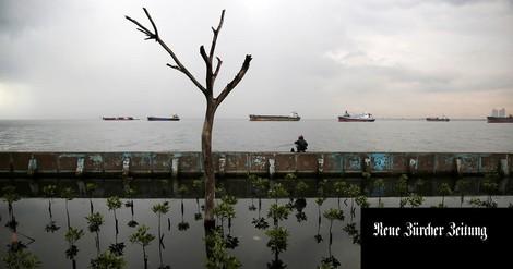 Jakarta: Eine Stadt versinkt im Meer
