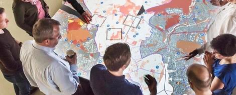 Stadtplanung mit Bürgerbeteiligung