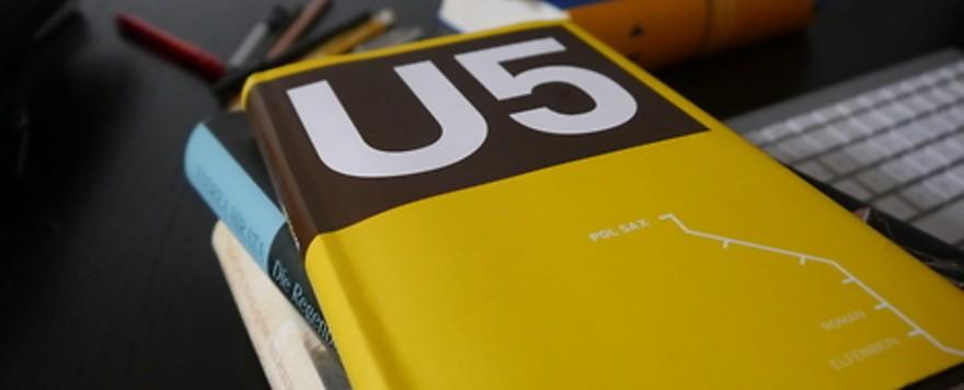 Der Roman U5 von Pol Sax