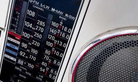 Wie die Musik ins Radio kommt