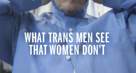Transgender-Männer sprechen darüber, wie unterschiedlich Frauen und Männer behandelt werden