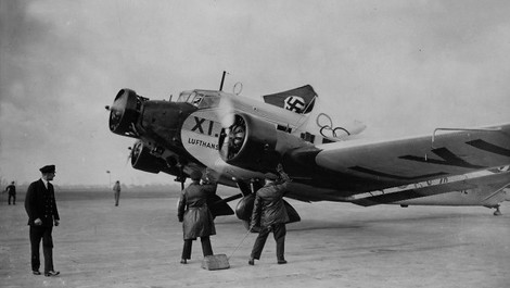 Wie sich die Lufthansa gegen die Aufarbeitung ihrer Geschichte wehrt