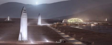 Woher SpaceX kam und wo es hingeht
