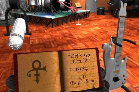 Das vergessene Spiel des Superstars: Als Prince sein eigenes Myst schuf