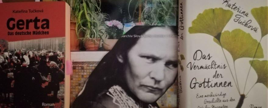 """Mein kleiner Buchladen: """"Historische Romane"""" - Kateřina Tučková"""