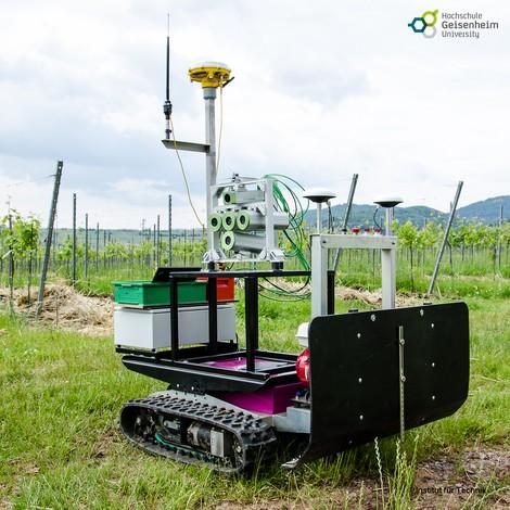 Grand Cru Automatique: Spitzenwein mit Roboter-Hilfe?