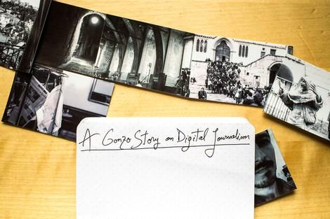 Auf der Suche nach Erlösung: Eine Gonzo-Reportage über ein Journalismusfestival