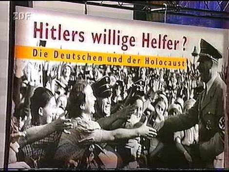 Goldhagen unter Deutschen: Blick zurück auf eine alte Debatte