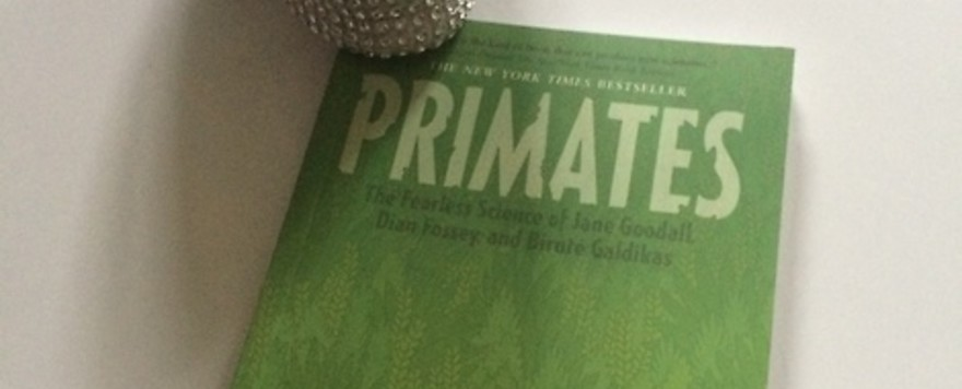 Gelesen: Primates  (2013) – von Jim Ottaviani (Text) und Maris Wicks (Illustration) engl. Original