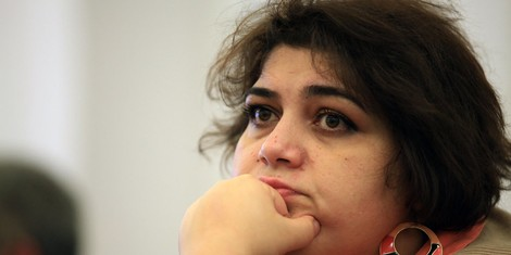 Die andere Freilassung: Khadija Ismajilowa, Investigativjournalistin aus Aserbaidschan