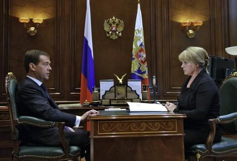 Faire Wahlen in Russland? Eine Frau will dafür sorgen