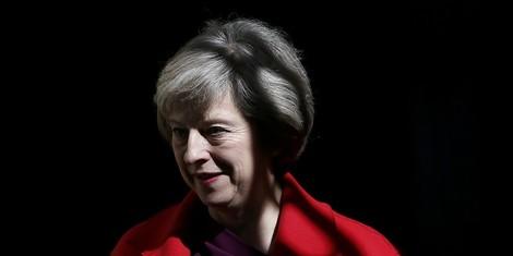 Die Frau für den #Brexit: Warum Theresa May den Job machen wird
