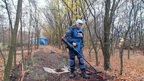 Die Minenräumer vom Donbass – fünf Jahre Krieg, Jahrzehnte Lebensgefahr