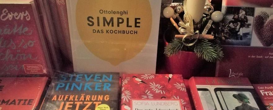 Kochbücher – eine Offenbarung – Simple
