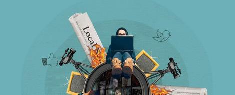 Zeitungen, öffentlich-rechtlicher Rundfunk und die Idee vom offenen Internet