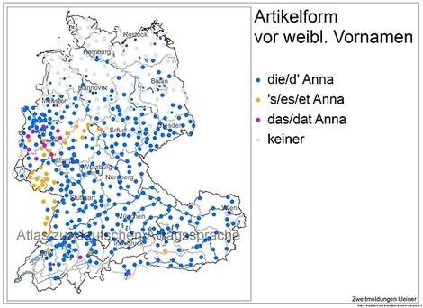 """Früher """"das Mädchen"""", heute """"das Merkel"""": Was Worte über gesellschaftliche Strukturen verraten"""