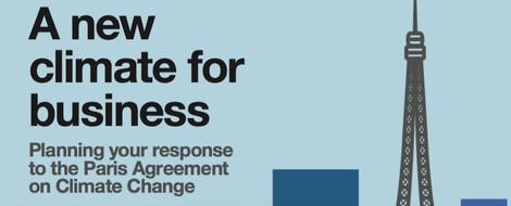 A New Climate For Business