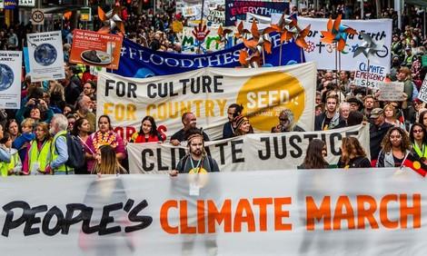 Liveticker zu den weltweiten Protesten für mehr Klimaschutz