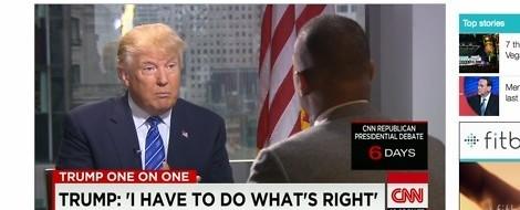 Sinneswandel: US-Medien fangen endlich an, Donald Trump  einen Rassisten zu nennen