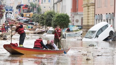 Ja, Klimawandel und Starkregen hängen zusammen