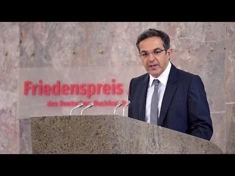 Friedenspreis: Navid Kermanis bewegende Rede