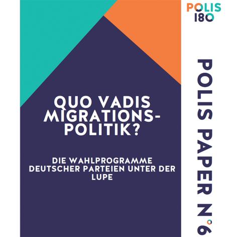 Wahl-o-Mat-igration: Was Parteien zu Migrations- und Flüchtlingspolitik sagen