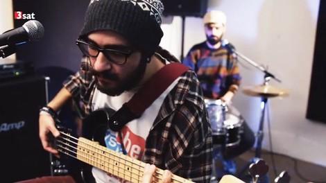 Syrische Rockband gestaltet Flucht als Europa-Tournee
