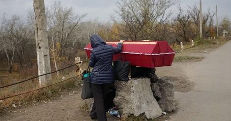 Über das Elend im Donbass, das sprachlos macht