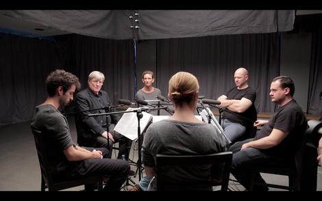 Die NSU-Protokolle – gelesen von Münchner Schauspielern