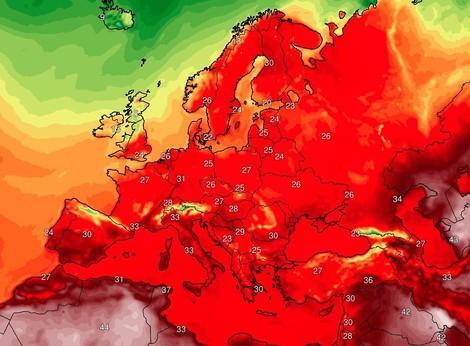 Wie die Erderwärmung für diesen Hitzesommer sorgt