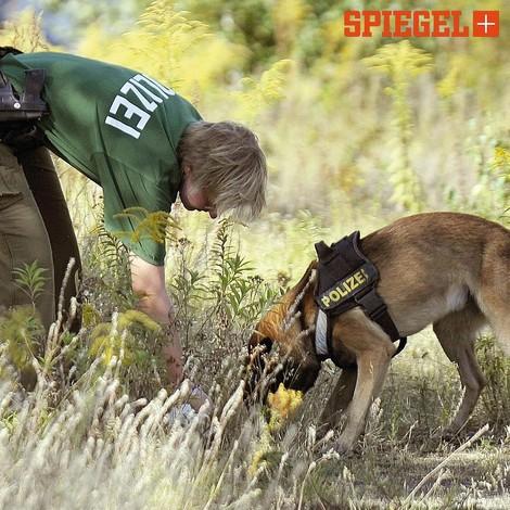 Der Streit um die Fähigkeiten von Polizei-Hundenasen (aus Sachsen)