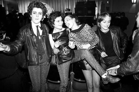 Punk und die dubfeministische Klangästhetik