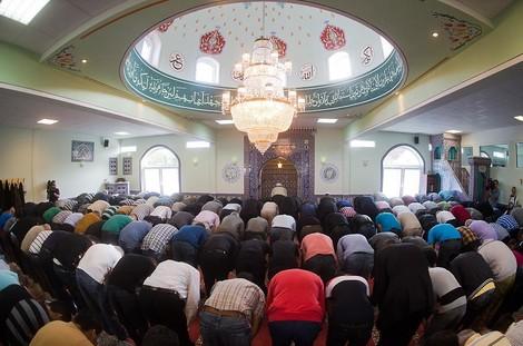 Islamdebatte: Deine Mudda ist mit dem Grundgesetz vereinbar