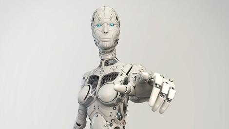 Roboter nehmen nicht genug Arbeitsplätze weg?