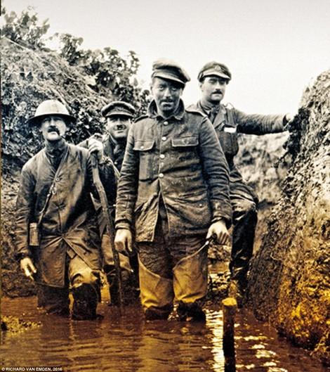 Die Schlacht an der Somme - die verlustreichste Schlacht des Ersten Weltkriegs