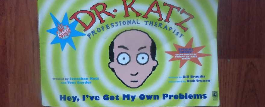 Hey, I've got my own problems