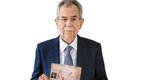 Der Präsidentschaftskandidat, dessen Eltern vor den Sowjets flohen